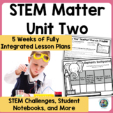 STEM Units of Study: 2nd Grade: Unit Two Structure and Properties of Matter