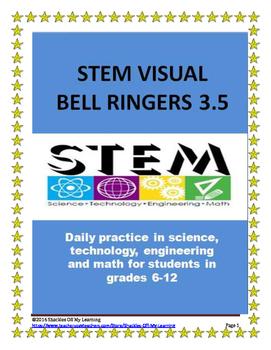 STEM VISUAL BELL RINGERS/WARM UPS 3.5