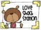 STEM Valentine Stations