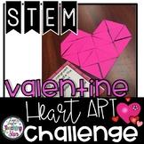 STEM Valentine's Day Heart Challenge