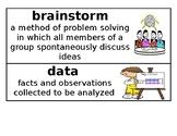 STEM Vocabulary Words