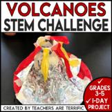 STEM Quick Challenge Volcanoes