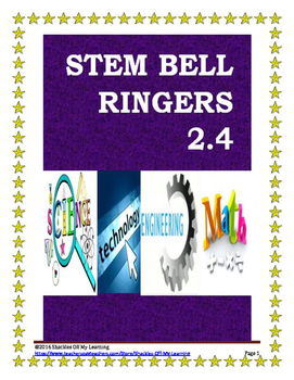 STEM Warm ups and Bell Ringers 2.4