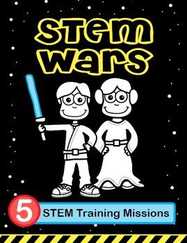 STEM Wars: Five Training Missions
