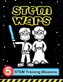 STEM Wars: Five Training Missions