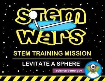 STEM Wars: Levitate a Sphere