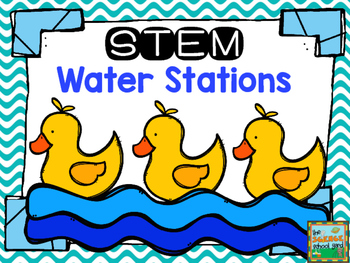 STEM Water Stations