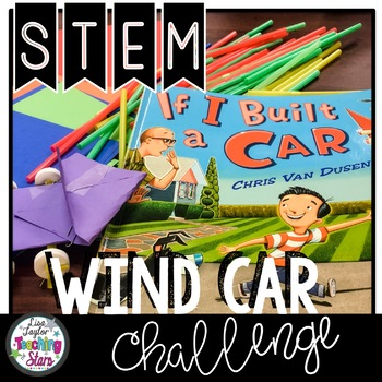 STEM Challenge: Wind Car Activity