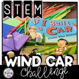 STEM Challenge: Wind Car Activity