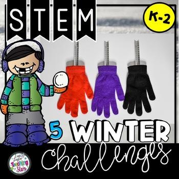 STEM Winter Challenges K-2