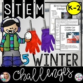 STEM Winter Challenges K-2