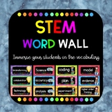 STEM Word Wall