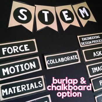 STEM Word Wall