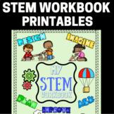 STEM Workbook Worksheets FREE