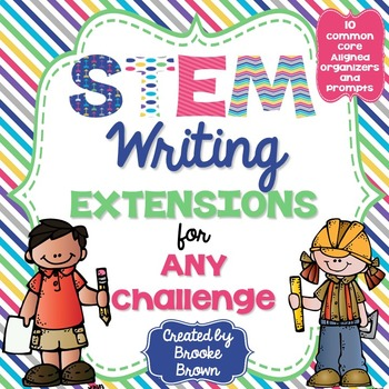 STEM Challenge Writing Extensions