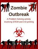 STEM Zombie Outbreak Challenge Cards