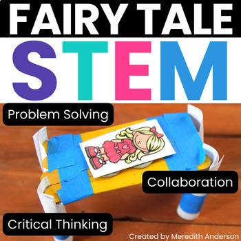 Fairy Tale Activities - STEM Tales JUMBO BUNDLE