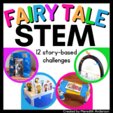 Fairy Tale STEM Activities BUNDLE