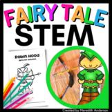 STEM activity - Robin Hood Fairy Tale Challenge