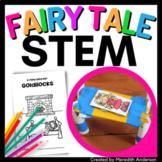 Goldilocks and the Three Bears STEM engineering design cha