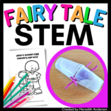 STEM activity - Jack and the Beanstalk Fairy Tale Challenge