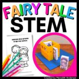 STEM activity - Hansel and Gretel Fairy Tale Challenge