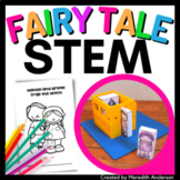 STEM activity - Hansel and Gretel Fairy Tale Challenge
