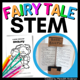 Beauty and the Beast STEM activity - Create A Book Stand f