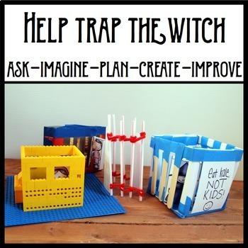 STEM activity BUNDLE (Set 2) Fairy Tale challenges