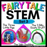 STEM activity BUNDLE (Set 3) Fairy Tale Challenges