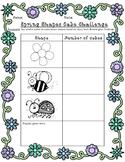 STEM activity challenge (spring edition)