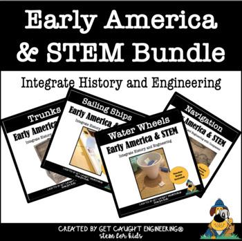 STEM and American History Bundle