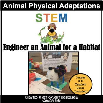STEM and Animal Adaptations.