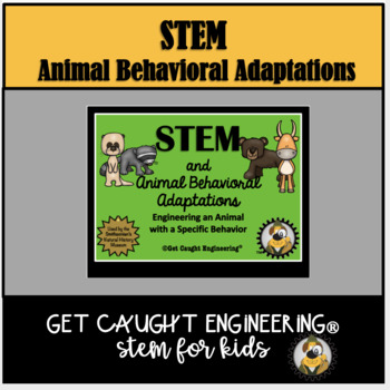 STEM and Animal Behavioral Adaptations
