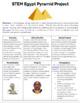 STEM Digital Egypt Pyramid Group Project