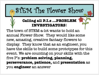 STEM and Nature Challenges - An Engineering Bundle