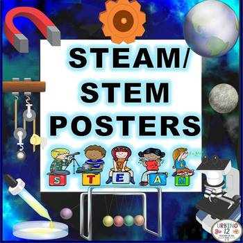 STEM and STEAM Posters