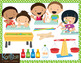 STEM and Science Clip Art