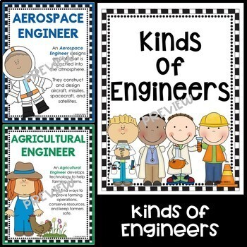 STEM and Science Posters Bundle in Big and Bold Colors