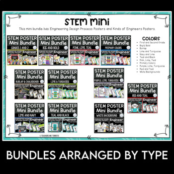 STEM and Science Posters Catalog