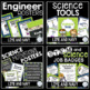 STEM and Science Ultimate Poster Bundle in Lime and Navy