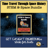 STEM and Space Bundle: Time Travel Through Space History