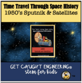 STEM and Space Exploration: The 1950's Decade - Sputnik and Satellites