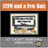 STEM...and a Few Bats! Engineering Bats That Fly on a Zip Line!!