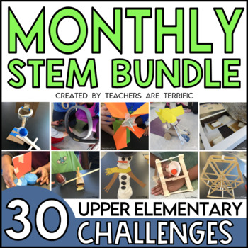 STEM by the Month Bundle