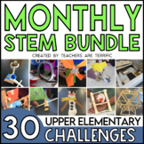 STEM Challenges for the Year Seasonal Bundle