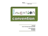 STEM challenge: Invention Convention