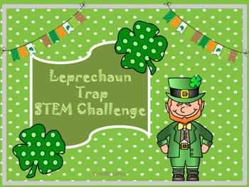 STEM challenge- Leprechaun Trap