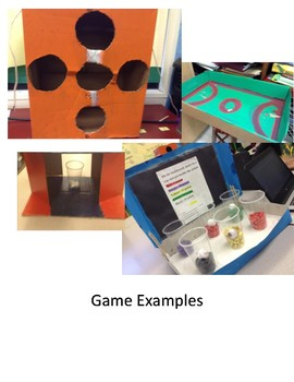 STEM: creating a game