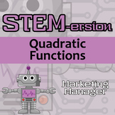 STEMersion - Quadratic Functions - Marketing Director - Distance Learning